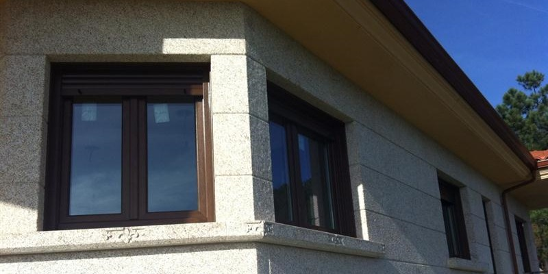 Ventanas pvc gris antracita free cool ventanas pvc for Ventanas aluminio gris antracita